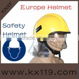Yellow Europe new type special safety helmet best quality