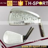 CNC Milled on Golf Iron Club Head with Balde Type