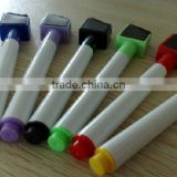 top quality dry erase pen magnetic with eraser