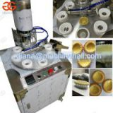 Automatic Egg Tart Making Machine|Tartlet Skin Press Machine