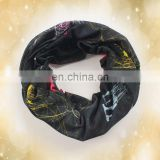 recycled material fashion accessories printing bandana
