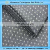 100 cotton denim printed fabric/high fashion fabrics