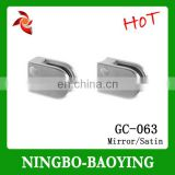 Handrail glass clamp
