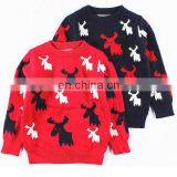 2016 Funny cute Christmas sweater for Children