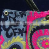 handmade suzani bag/Handmade embroidery suzani bag