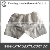 disposable nonwoven underwear/thong/tanga/G-string/brief/pantie