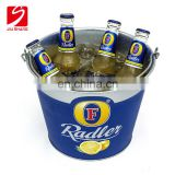 custom wholesale beer ice buckets metal with high quality