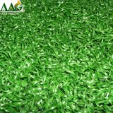 artificial grass volleyball/tennis court outdoor synthetic lawn curled turf chinese supplier