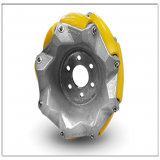 Heavy Duty Rolling Bearing CMA-31 mecaum wheel