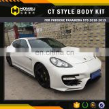 For panamera 970 CT style Body Kit best body kit manufacturer 2010-2013