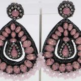 Popular Crochet Beads Earrings ZBH17185C1-2