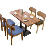 Fast food restaurant furniture, canteen furniture, Email: sales@bonsuny.com