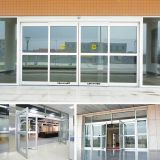 OEM hot sale Automatic sliding door oparetor and hardware D5