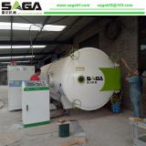 Radio Frequency RF Timber Dryer Kiln Wood Drying Machine From SAGA