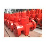 API 6A  Standard FC series high pressure stainless steel Gate Valves for Well Drilling to use