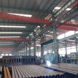 Q235 Q345B Grade and Frame Part Application high rise steel structure building