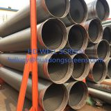 4'' 6'' 8'' 10'' stainless steel johnson type continuous slot wedge wire wind screen/water well screen for water well