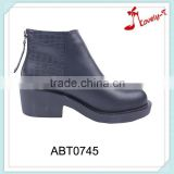 Fancy woman wholesale work use imported cowboy thick outsole boots indian