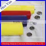 Fast delivery small MOQ Factory direct ball bearing conveyor roller
