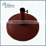 Online shop china outdoor umbrella parts, cantilever umbrella base