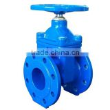Factory price flanged rising stem gate valve/ductile iron gate valve