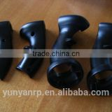 6061 anodizing black parts machining aluminium rapid prototype