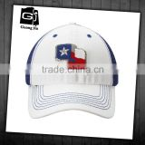 Hot selling wholesale 100% cotton trucker hats curved brim flat embroidery logo flexfit mesh caps