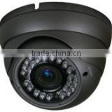 "1080p 1/3"" CMOS Super wide dynamic ICR Vanderproof Infrared cctv IR dome camera 2.8-12mm lens 2.0MP 36pcs IR leds"
