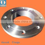 carbon steel & stainless steel thread flange