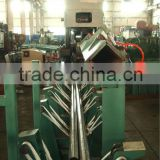 China vertical two rollers precision straightener machine four round steel bar