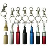 Metal USB flash drive special bottle shape pendrive