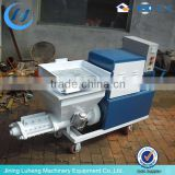 Dry Mixed Automatic Wall Cement Mortar Plaster spraying pump Machine/whatsapp:+8613678678206