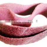 Non-woven Abrasive Belt /Polishing belt/sading belt/Abrasive Cloth Roll
