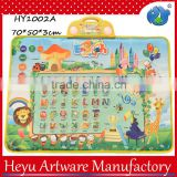 2015 New Toy Musical Baby Play Mat