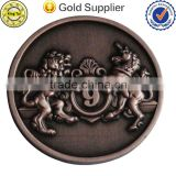 anti feelling special metal custom logo coin for sale                                                                         Quality Choice