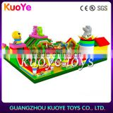 inflatable multi fun playgrounds,china playground inflatable commercial,high quality inflatable park city