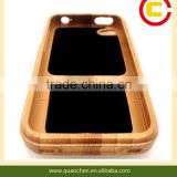 Bamboo natural color phone case for iphone 4/4s