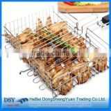 Hot Sale Cheap Factory barbecue grill netting/stainless steel outdoor BBQ grills net factory
