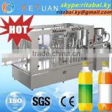 Automatic water washing and filling machine / Mineral water filling plant / complete mineral water bottling plants