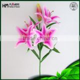Artificial Foam Flowers Wholesale Tiger Lily