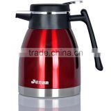 Red,Green,Blue color thermal coffee pot/insulated tea pot/high quality thermos coffee pot