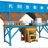 PL800 series batcher mobile concrete batching plant types of batching plants In Paraguay