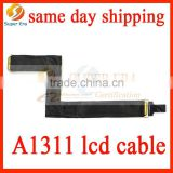 "LCD cable For imac 21.5"" A1311 593-1350/593-1350B LVD Dsiplay Cable LCD to Logic Board MLG Mid 2011 MC978 MC309 MC812 perfect"