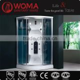 2014 Fitting room with surf jets Massage steam room for sale