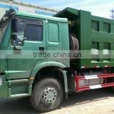 sinotruk howo dump truck 10 wheeles /12wheeles with High-strength structure truck body 30 ton capacity howo truck