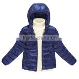 New light padded jackets for kids and childrens hoodies boys