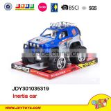 New products cheap plastic friction power toy car