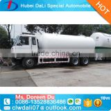 Factory directly sell 23.5 m3 three axles liquid tanker truck