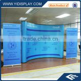 Good quality 100*200 cm roll up banner stands