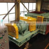 Powerful and Custom(ized) wood pallet shredder for sale with Foreign material ejector made in Japan